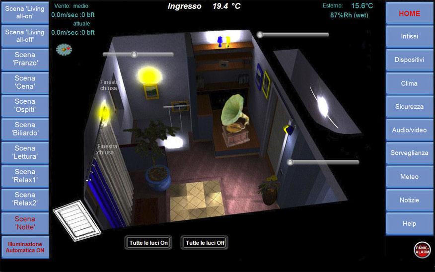 Hs3touch Designer Homeseer Smart Home Systems
