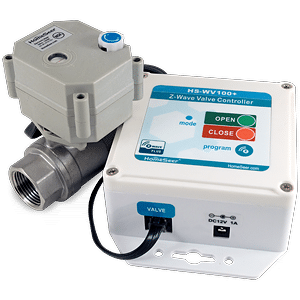 HS-WV100+ Z-Wave Water Valve