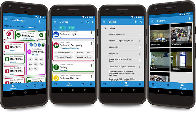 HomeSeer Mobile App