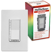 HS-WD200+ Z-Wave Wall Dimmer